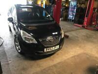 Vauxhall Meriva 3899
