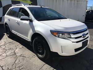 2014 Ford Edge SEL, Automatic, Leather, Back Up Camera, 48,000km