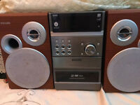 Philips DVD Micro Theater stero system MCD295