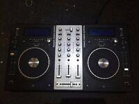 Numark Mixdeck Express DJ Controller Mixer & CD/MP3/USB Player