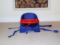 Strata Booster Seat / High Chair for Baby or Child from 6 Months