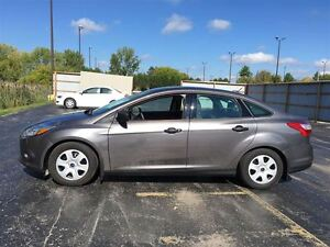 2014 Ford Focus S/MANUAL/AIR/POWER FRONT WINDOWS/LOCK/MIRRORS