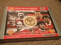 Manchester United - Man United Jigsaw