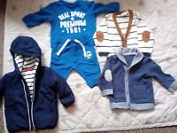 Baby boy clothes 0-3 3-6months