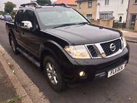 Nissan Navara Tekna 2011