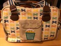Pink Lining's Yummy Mummy Baby Changing Bag