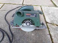 Bosch Circular Saw - Used