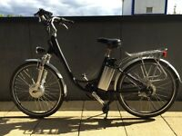 Electric bike in great condition! Powacyle Windsor! High quality city bike!