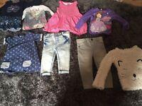 Girls bundle 18-24 months