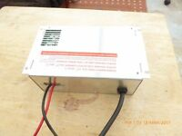 PSU Caravan/Campervan Charger Used but good condition
