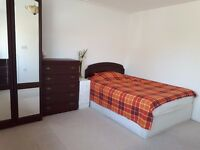 Very large furnished double room close to RD&E available now
