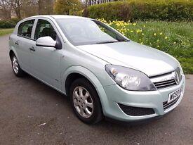 Vauxhall Astra 1.4 Life ~ Genuine Low Miles
