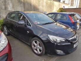 Astra mk 6 . Good runner reason for selling need a 4x4. Good body work. Comes with built in satnav