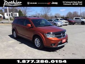 2014 Dodge Journey SXT | EXTENDED WARRANTY | CLOTH | SAT | 5 PAS