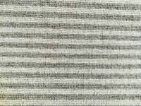 Ultra striped carpet wool mix grey