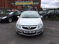 Vauxhall Corsa 1.2 i 16v Design 5dr (a/c) FULL SERVICE HISTORY,
