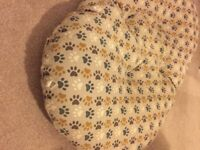'Great and Small' Large Dog Bed (95cm x 60cm)