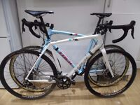 2014 Trek Crockett 5 Cyclocross Bike 58cm XL Sram Apex 1X10 Disc