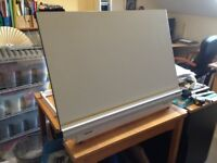 Drafting/drawing Board size A1 (920mm x 650mm) table top , by Orchard. In very good condition