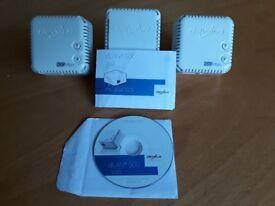 Devolo dLan 500 WiFi Powerline Kit