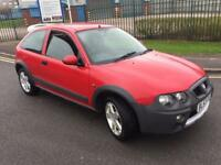 rover 25 streetwise 2004 53 plate 1.4 s 3 door hatchback mot alloy wheels