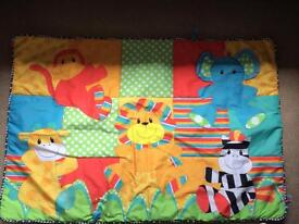 Extra large mothercare playmat