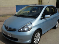 HONDA JAZZ 1.3 DSI SE 5d AUTO 82 BHP VERY LOW GENUINE MILEAGE AUTOMATIC SERVICE RECORD ++