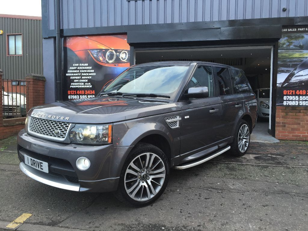 land rover range rover sport 2 7 td v6 hse 5dr 2012. Black Bedroom Furniture Sets. Home Design Ideas