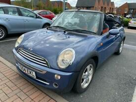 image for MINI COOPER CABRIOLET CONVERTIBLE 1.6 PETROL + IMMACULATE CONDITION