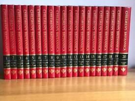 Childrens Encyclopedia Britannica 1989