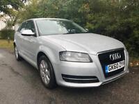 2011 Audi A3 1.6 TDI SE - Years MOT - £30 Road Tax