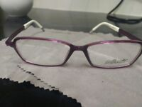 65ffbc8a41 Silhouette glasses frame made in Austria with cloth