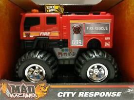 Mad Machine City Response Toy BRAND NEW
