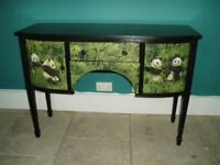 Sideboard, Console Table, Dressing Table