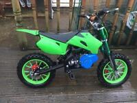 Kxd mini dirt bike