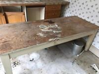 Retro Kitchen/dining Table