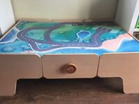 Wooden Play Table for sale