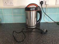 Morphy Richards soup maker 1.6 litres.