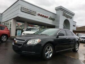 2012 Chevrolet Malibu LT PLATINUM EDITION,CHROME WHEELS,6 SPEAKE