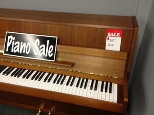 Best Price on all Pianos New & Used