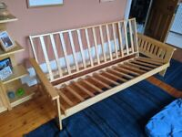 Mint condition sofa bed/futon for sale