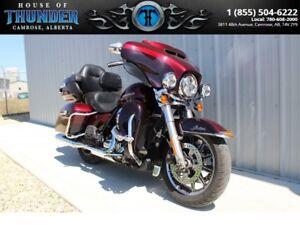 2014 Harley Davidson FLHTK Ultra Limited