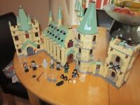 lego harry potter castle 4842