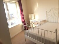 For rent: Double bed in a nice and clean flat_central Woking