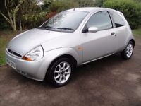2008 Ford KA Zetec Climate in extremely good condition