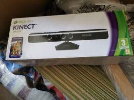 For Sale X Box 360 Kinect Sensor