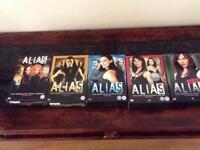 ALIAS - COMPLETE SERIES 1-5 BOX SET