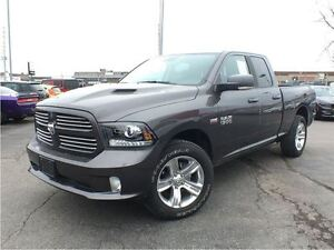 2017 Ram 1500 Sport*DEMO*SAVE 25% OF MSRP*ONLY 1243 KMS*
