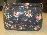 Cath Kidson style blue Handbag