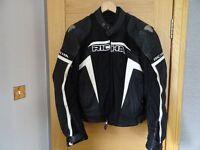 Richa Motorcycle Jacket UK size 42 (Medium)